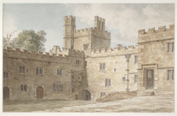Haddon Hall, Derbyshire f.19